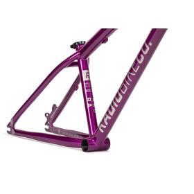 "Radio Bikes ASURA TAPERED 26"" Frame, metallic purple"